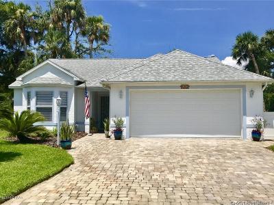 New Smyrna Beach Single Family Home For Sale: 604 Celito Drive