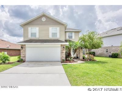 Port Orange Single Family Home For Sale: 5396 Cordgrass Bend Lane