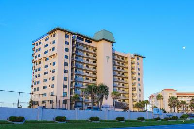 New Smyrna Beach Condo/Townhouse For Sale: 5499 S Atlantic Avenue #D010