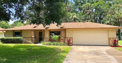 Port Orange Single Family Home For Sale: 3495 Country Walk Drive