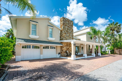 Daytona Beach Single Family Home For Sale: 2904 S Peninsula Drive