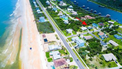 Flagler Beach Single Family Home For Sale: 8 Pelican Lane