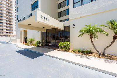 Daytona Beach Shores Condo/Townhouse For Sale: 2987 S Atlantic Avenue #1806