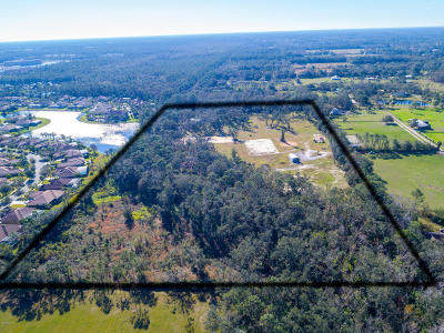 Volusia County Residential Lots & Land For Sale: 3624 Pepper Lane