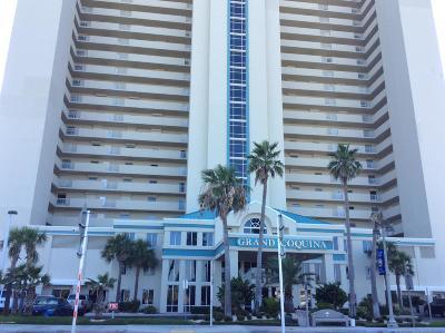 Daytona Beach Shores Condo/Townhouse For Sale: 3333 S Atlantic Avenue #2002