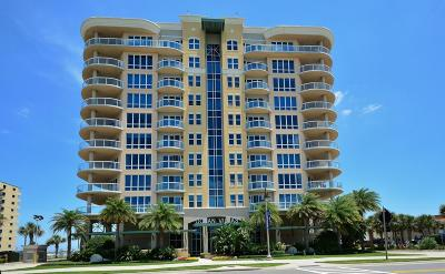 Daytona Beach Condo/Townhouse For Sale: 3703 S Atlantic Avenue #204