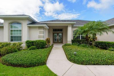 Port Orange Single Family Home For Sale: 1728 Goosecross Court