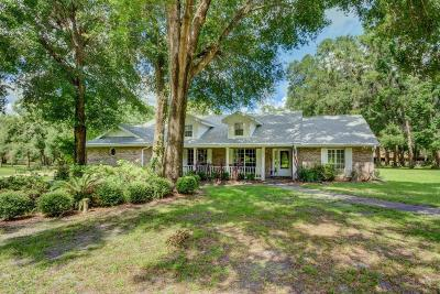 Deland Single Family Home For Sale: 2530 Barren Oak Court