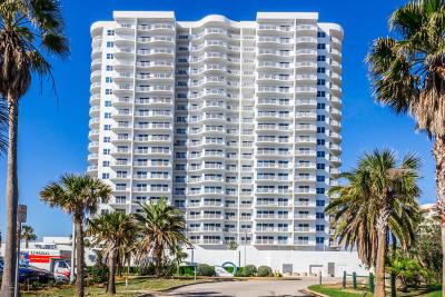 Daytona Beach Condo/Townhouse For Sale: 2 Oceans West Boulevard #400