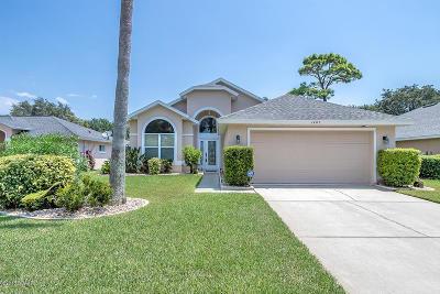Port Orange Single Family Home For Sale: 1405 Florida Moss Lane