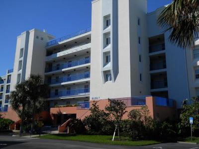 New Smyrna Beach Condo/Townhouse For Sale: 5300 S Atlantic Avenue #7301