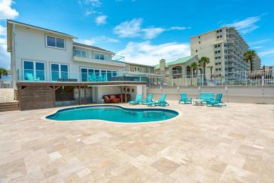 Daytona Beach Shores Single Family Home For Sale: 3843 S Atlantic Avenue #B