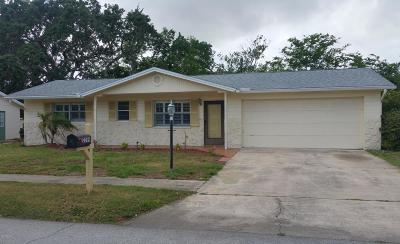 South Daytona Single Family Home For Sale: 2090 Oriole Lane