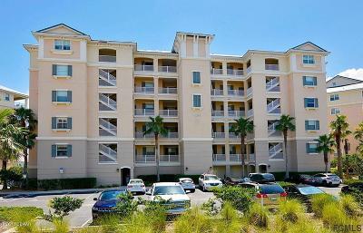 Palm Coast Condo/Townhouse For Sale: 1100 Cinnamon Beach Way #1034