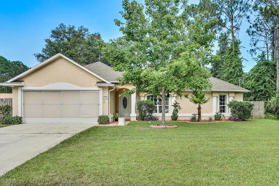 Palm Coast Single Family Home For Sale: 10 Willow Grove Place