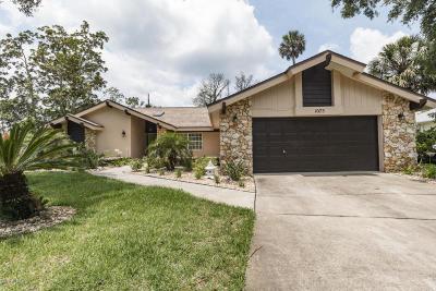 Flagler Beach Single Family Home For Sale: 1075 Lambert Avenue
