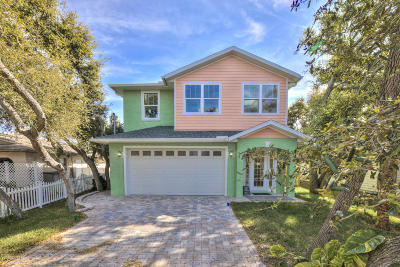 Ponce Inlet Single Family Home For Sale: 4743 S Peninsula Drive