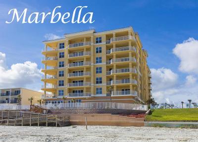 Daytona Beach Shores Condo/Townhouse For Sale: 3343 S Atlantic Avenue #702