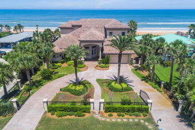 Ormond Beach Single Family Home For Sale: 777 Ocean Shore Boulevard