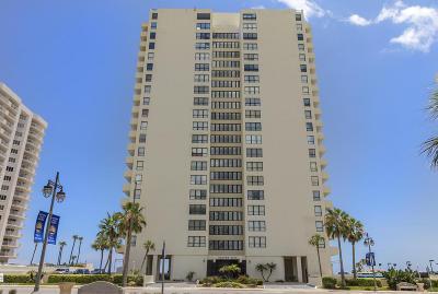 Daytona Beach Shores Condo/Townhouse For Sale: 2987 S Atlantic Avenue #901