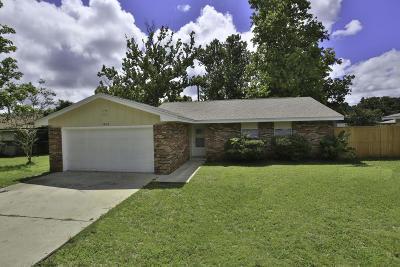South Daytona Single Family Home For Sale: 1812 Eastern Road