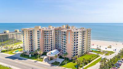 Daytona Beach Shores Condo/Townhouse For Sale: 1925 S Atlantic Avenue #510