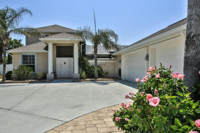 Ormond Beach Single Family Home For Sale: 150 Heron Dunes Drive