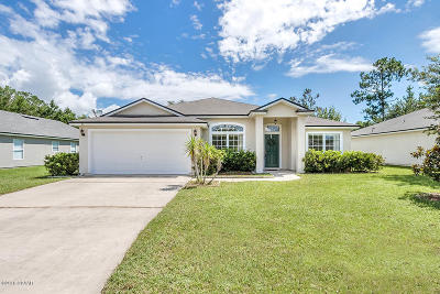 Palm Coast Single Family Home For Sale: 22 Riviera Estates Drive