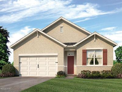 New Smyrna Beach Single Family Home For Sale: 2928 Gibraltar Boulevard