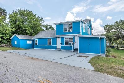 Daytona Beach Single Family Home For Sale: 312 Frances Terrace