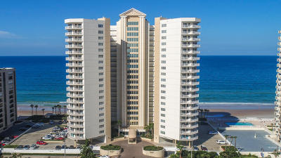 Daytona Beach Condo/Townhouse For Sale: 2937 S Atlantic Avenue #703