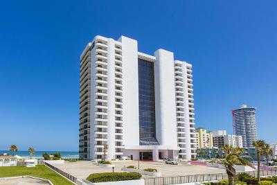 Daytona Beach Shores Condo/Townhouse For Sale: 2555 S Atlantic Avenue #1004