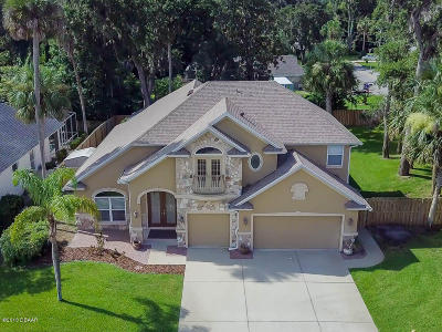Ormond Beach Single Family Home For Sale: 2 Lionshead Drive