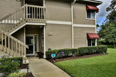 Ormond Beach Condo/Townhouse For Sale: 34 S Magnolia Drive