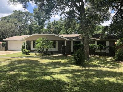 Deland Single Family Home For Sale: 1171 Glenwood Trail