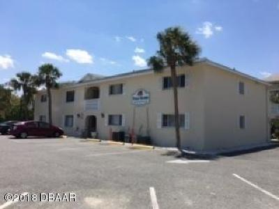 Volusia County Rental For Rent: 102 S Peninsula Drive #108