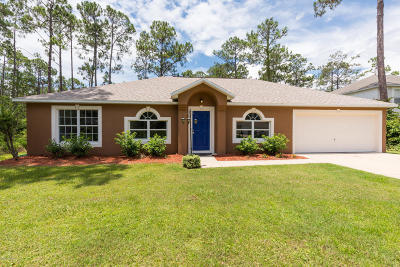 Palm Coast Single Family Home For Sale: 20 Ryarbor Drive