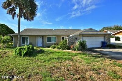 Ormond Beach Single Family Home For Sale: 4 Sea Dance Terrace