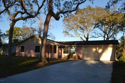 Ormond Beach Single Family Home For Sale: 47 Brookwood Drive