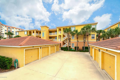 Flagler Beach Condo/Townhouse For Sale: 3651 S Central Avenue #103