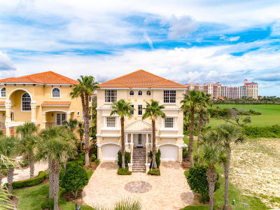 Palm Coast Single Family Home For Sale: 76 N Hammock Beach Circle
