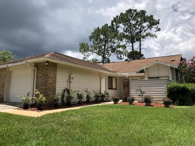 Volusia County Attached For Sale: 500 Brown Pelican Drive