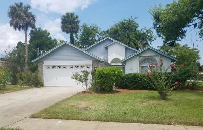 Port Orange Single Family Home For Sale: 815 Hudson Lane