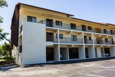 Ormond Beach Condo/Townhouse For Sale: 20 Tomoka Avenue #210