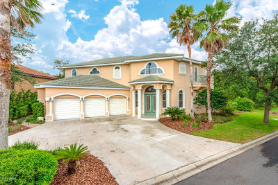 Palm Coast Single Family Home For Sale: 20 Front Street