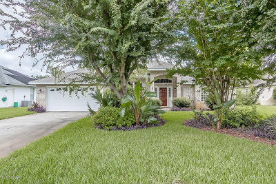 Ormond Beach Single Family Home For Sale: 5 Katrinas Drive