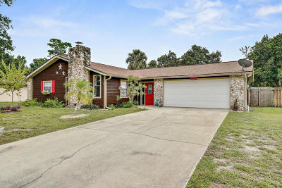 Port Orange Single Family Home For Sale: 932 Timberwood Drive
