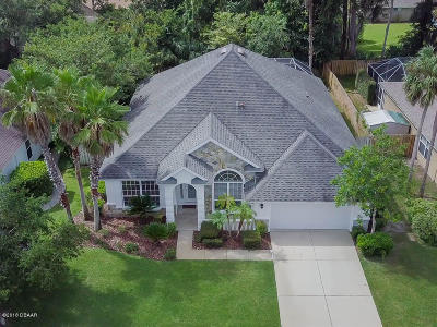 Ormond Beach Single Family Home For Sale: 4 Lionshead Drive