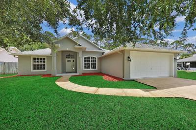 Ormond Beach Single Family Home For Sale: 11 Palmetto Dunes Court