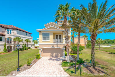 Palm Coast Single Family Home For Sale: 299 Yacht Harbor Drive